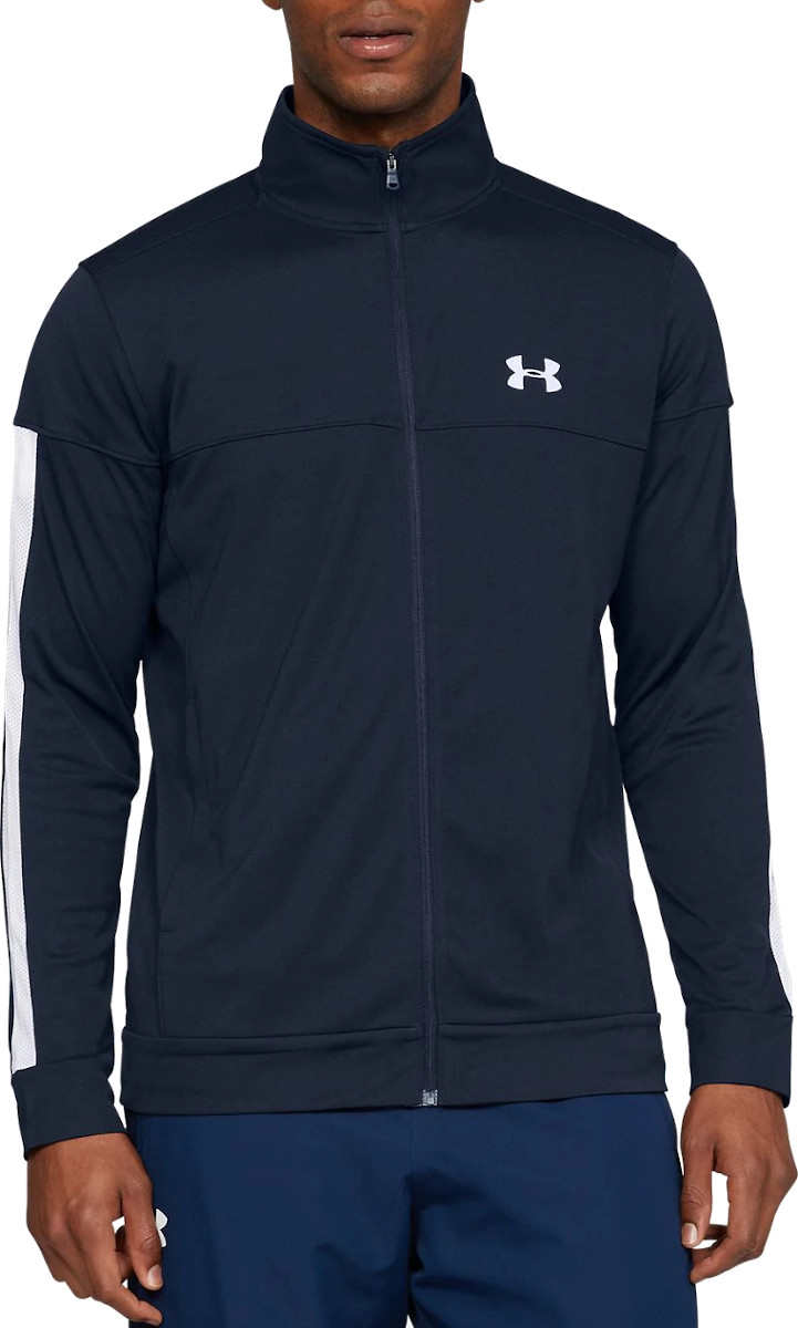 Mikina Under Armour SPORTSTYLE PIQUE TRACK JACKET