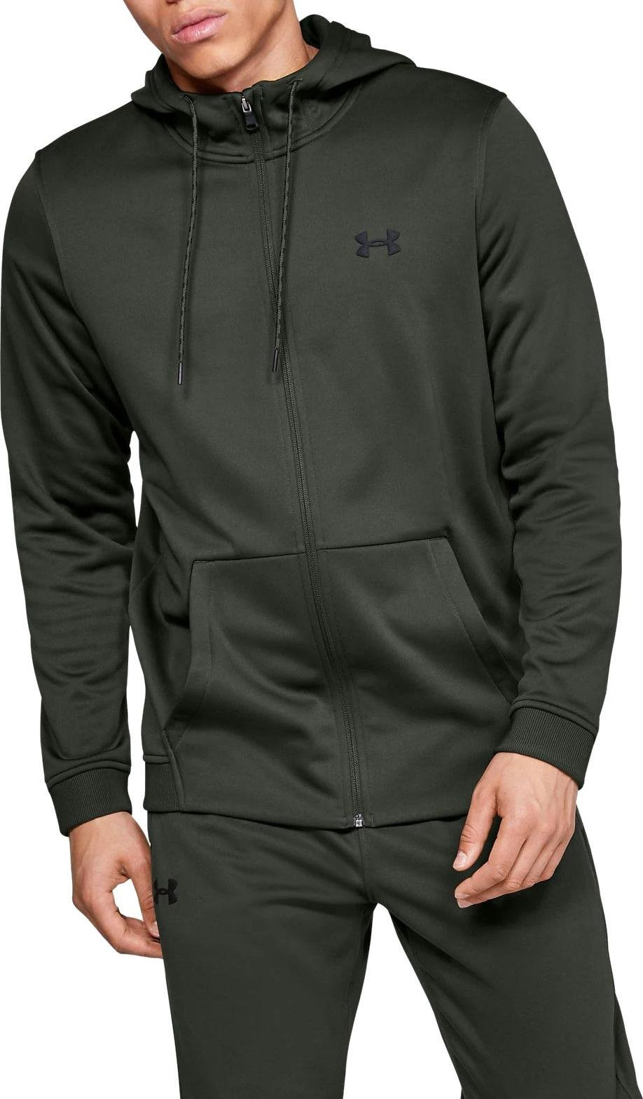 Mikina s kapucňou Under Armour ARMOUR FLEECE FZ HOODIE