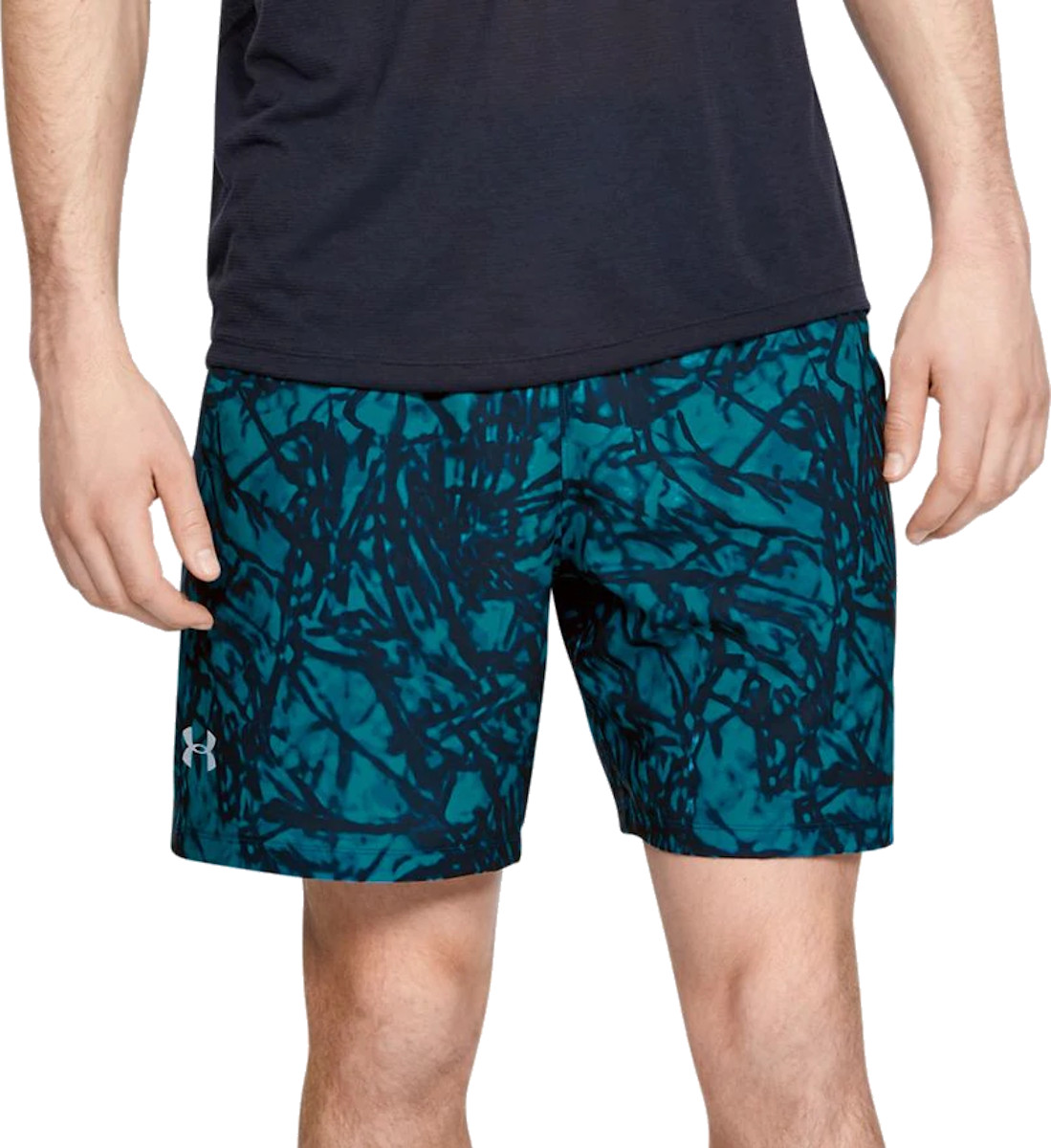 Šortky Under Armour UA LAUNCH SW 7'' PRINTED SHORT
