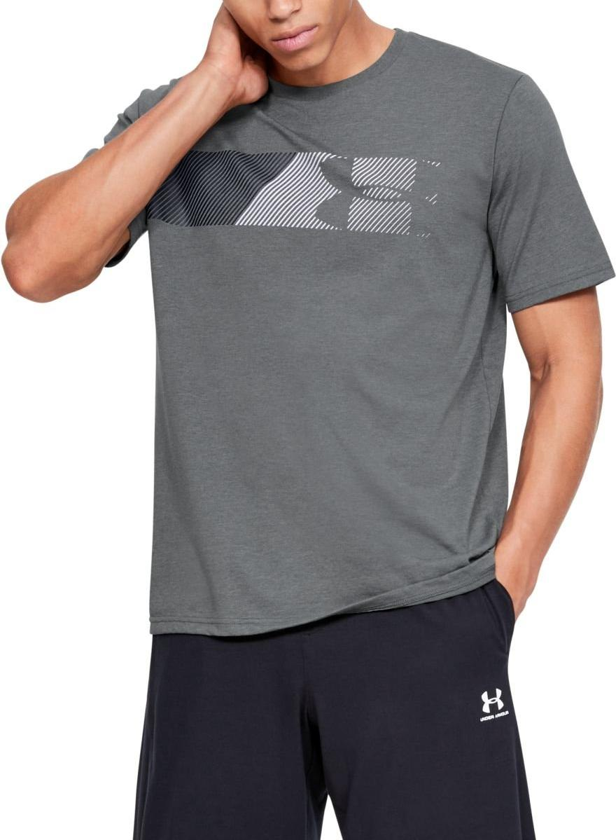 Tričko Under Armour UA FAST LEFT CHEST 2.0 SS