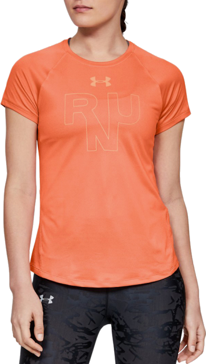 Tričko Under Armour UA Qualifier RUN Short Sleeve