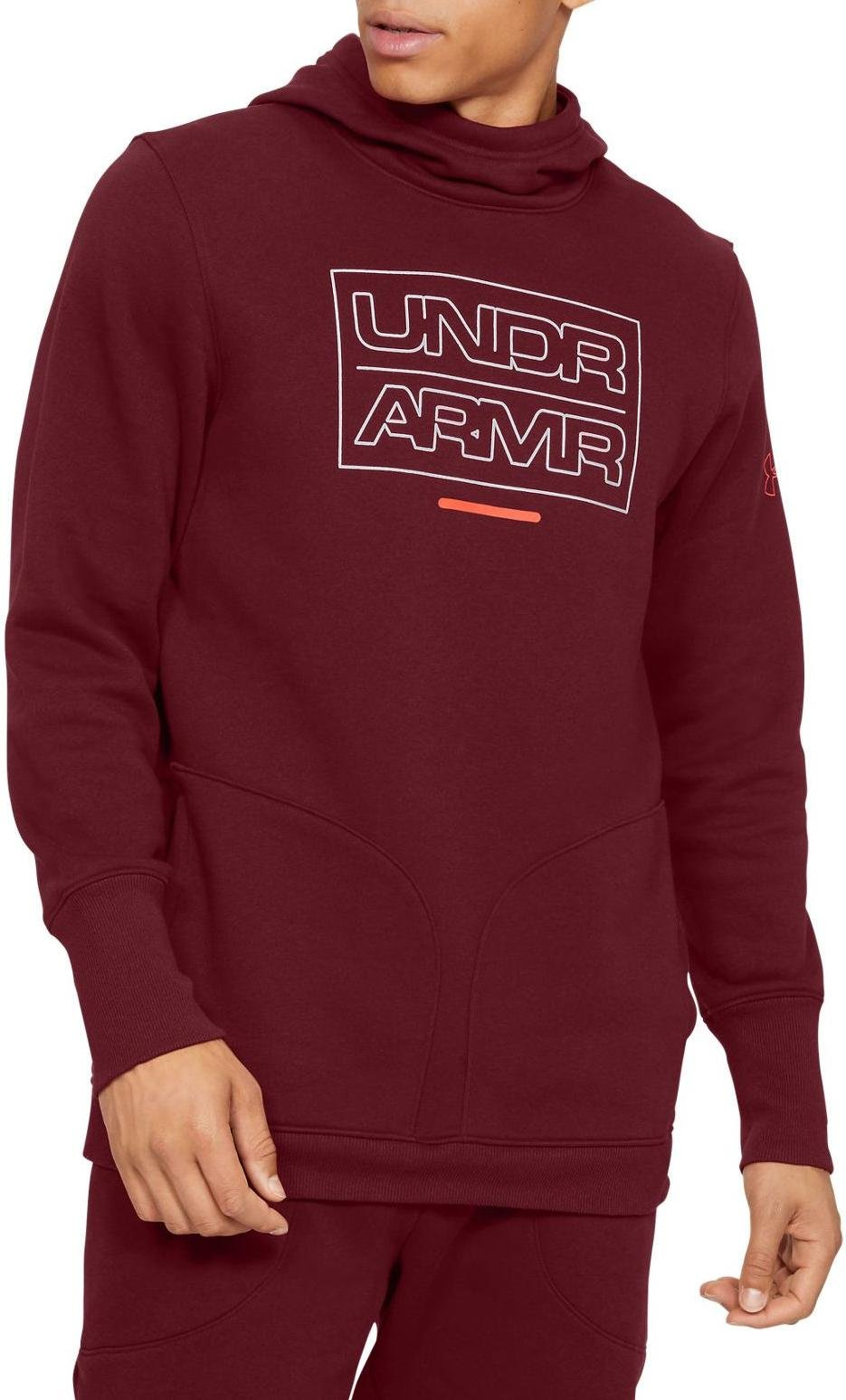 Mikina s kapucňou Under Armour UA BASELINE FLEECE PO HOOD