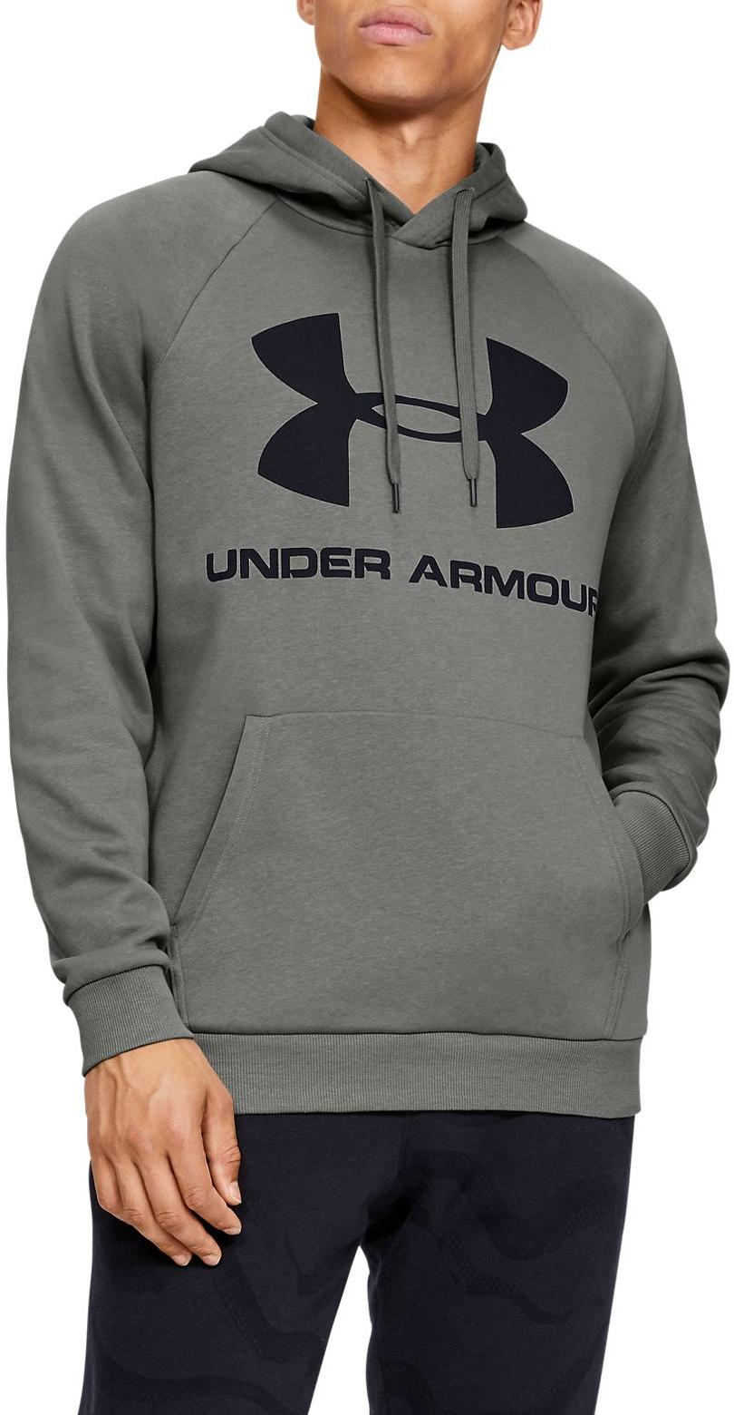 Mikina s kapucňou Under Armour RIVAL FLEECE SPORTSTYLE LOGO HOODIE