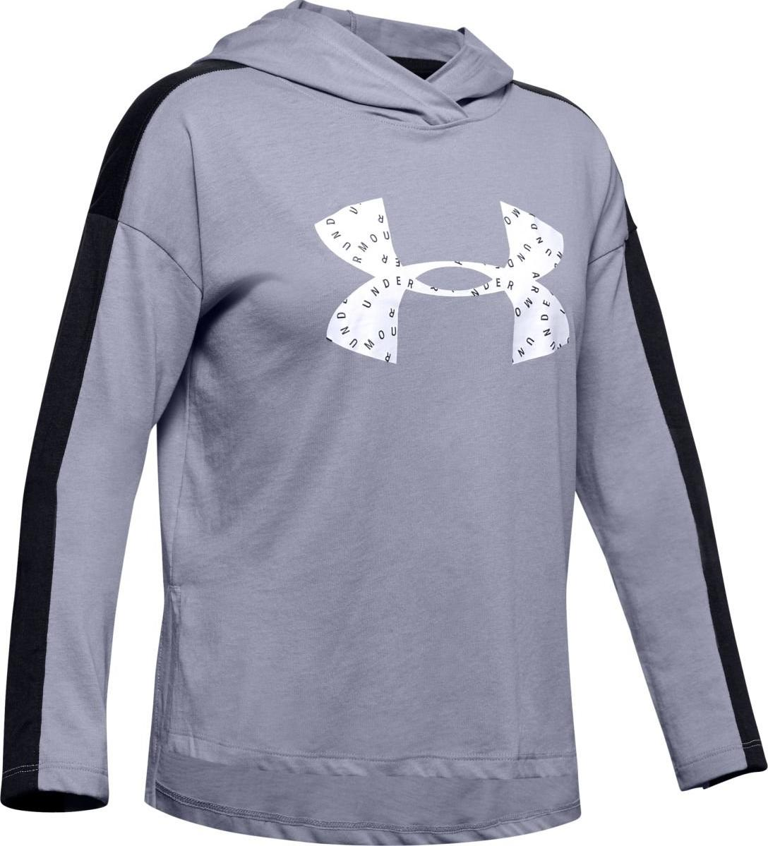 Mikina s kapucňou Under Armour Favorites Jersey Hoodie