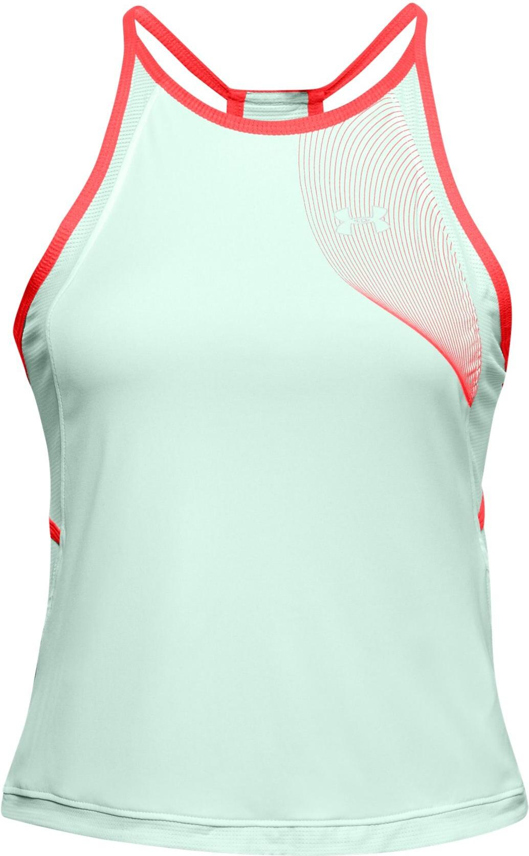 Tielko Under Armour W UA Qualifier ISO-CHILL Tank