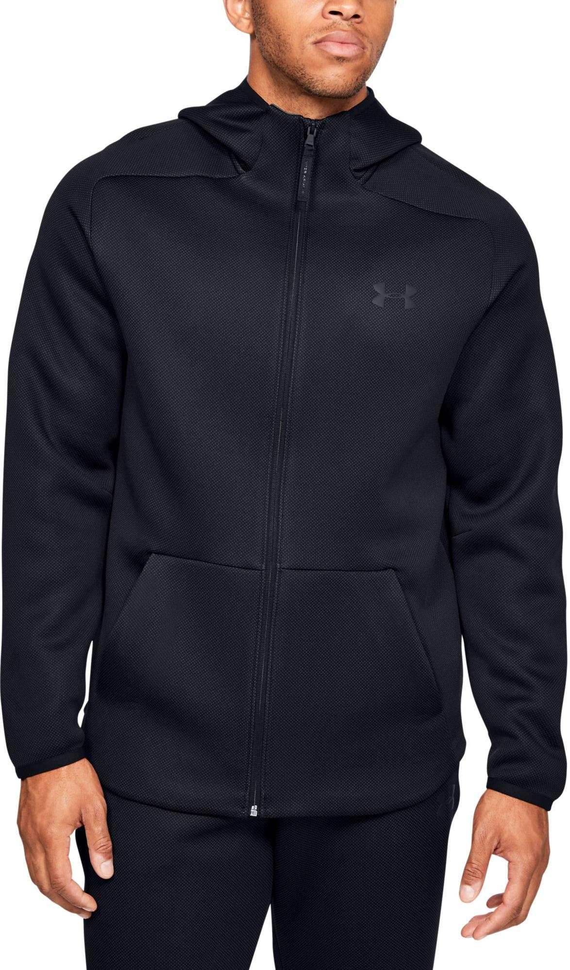 Mikina s kapucňou Under Armour UA /MOVE FZ HOODIE