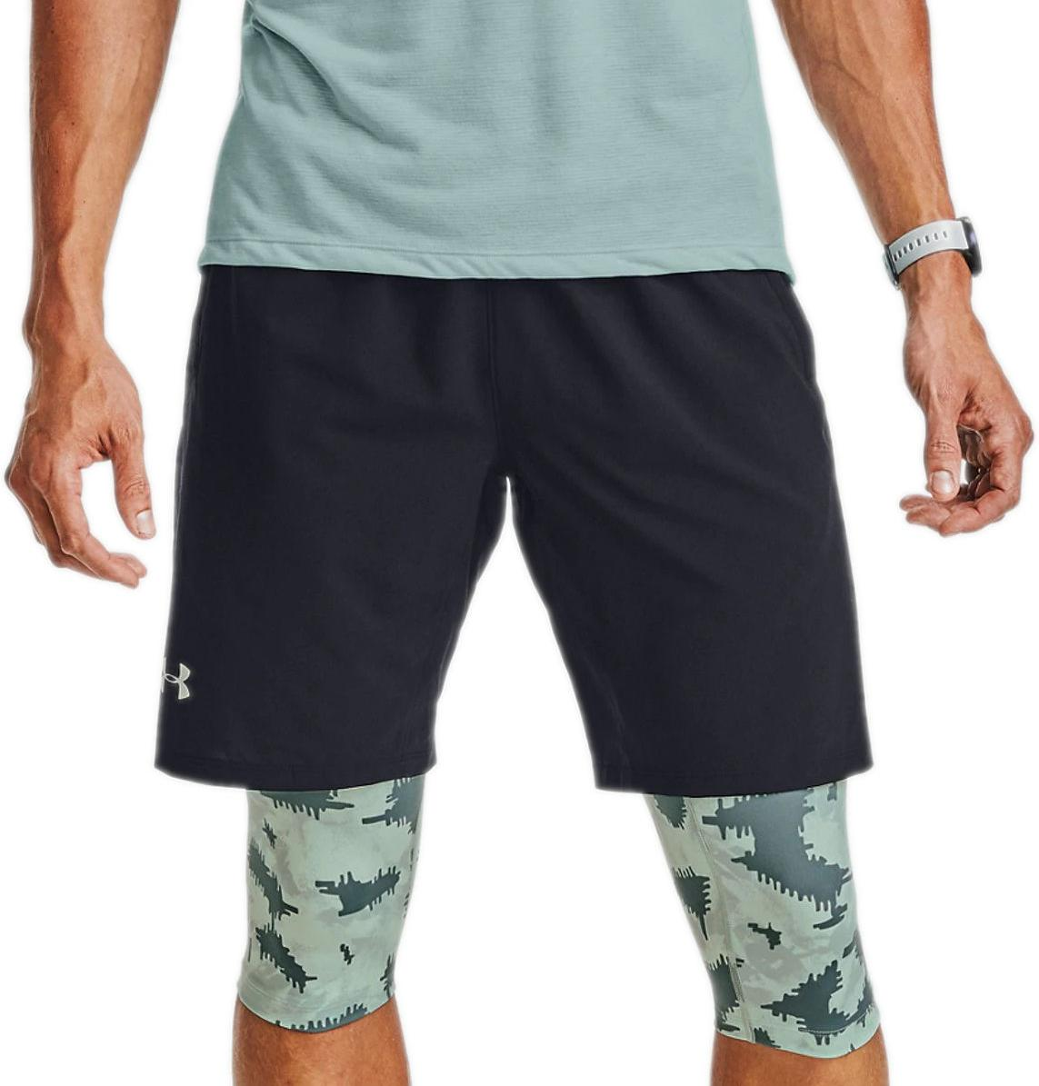 Šortky Under Armour Under Armour Launch SW Long 2-in-1