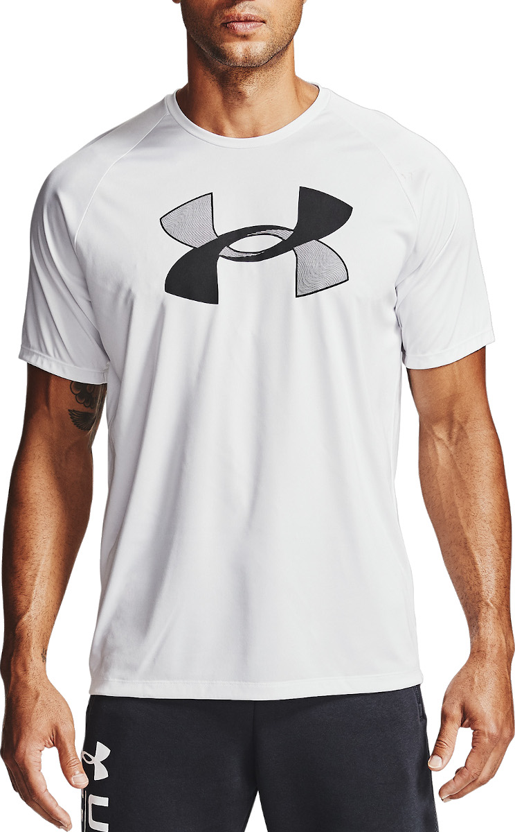 Tričko Under Armour UA BIG LOGO TECH SS